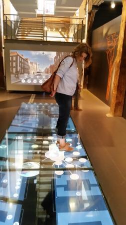 Ausstellung - Picture of Dansk Arkitektur Center, Copenhagen ...