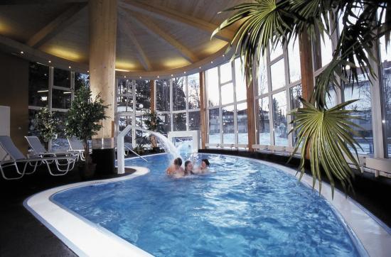 Indoor Pool - Picture of Bon Alpina, Innsbruck - TripAdvisor