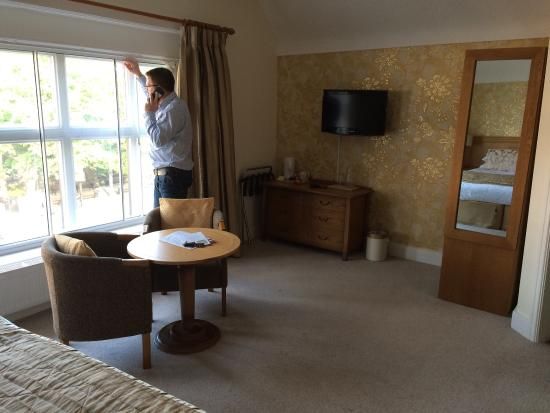 The Coach House Inn: Room six.  Just lovely and very spacious