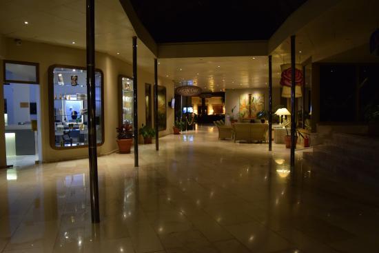 les boutiques, salon de coiffure - Bild von Rodos Palace, Rhodos ...