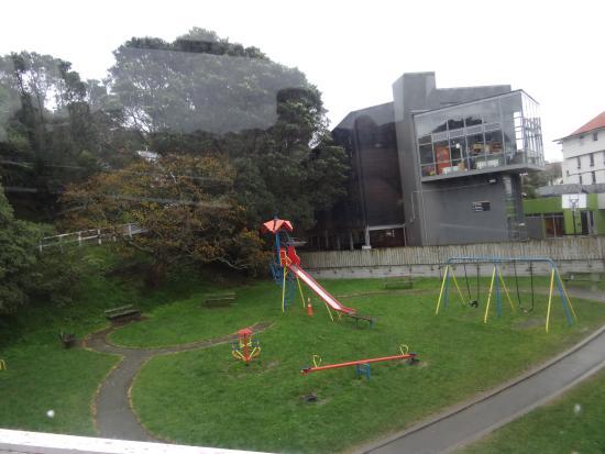Wellington Top 10 Holiday Park: Playground