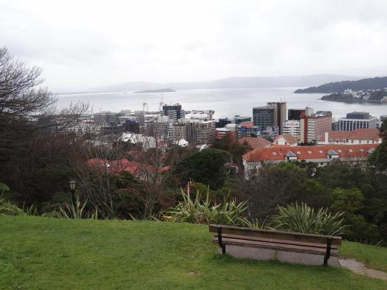Wellington Top 10 Holiday Park: view of Wellington