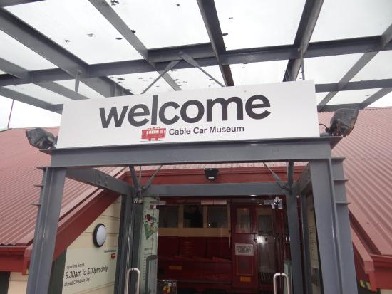 Wellington Top 10 Holiday Park: Cable car museum