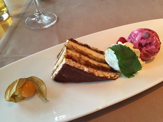 Iberotel Boltenhagen: Dessert