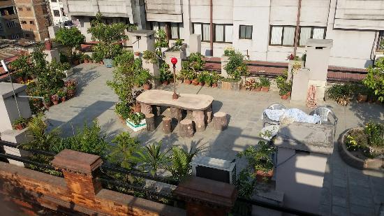 Kathmandu Resort Hotel: 20160506_162017_large.jpg