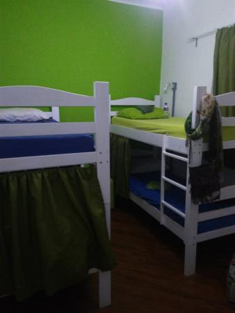 LimeTime Hostels : Quarto quádruplo
