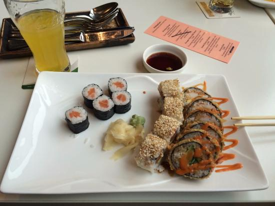 crunchy sushi - picture of lyst