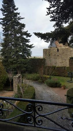 Hotel de la Cite Carcassonne - MGallery Collection: Magnifique séjour de la saint Valentin dans cet hôtel qui est vraiment au top du top !