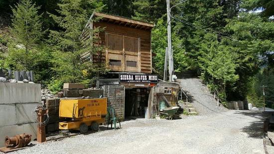 Sierra Silver Mine Tour