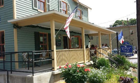 Sykesville, Мэриленд: Gluten Free Crepes Too!
