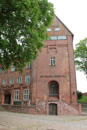 Ludwigslust, Germany: Das ehemalige Kommandantenhaus