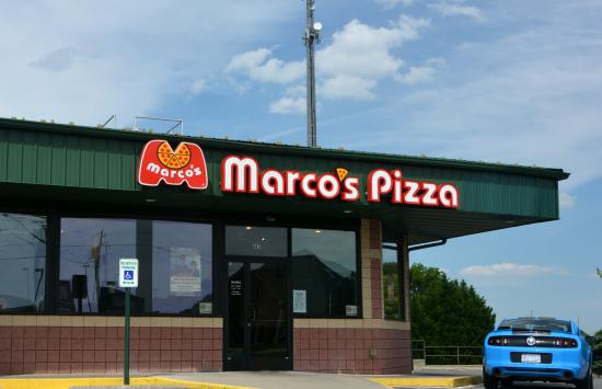 Mount Holly, Karolina Północna: Detroit Style Pizza
