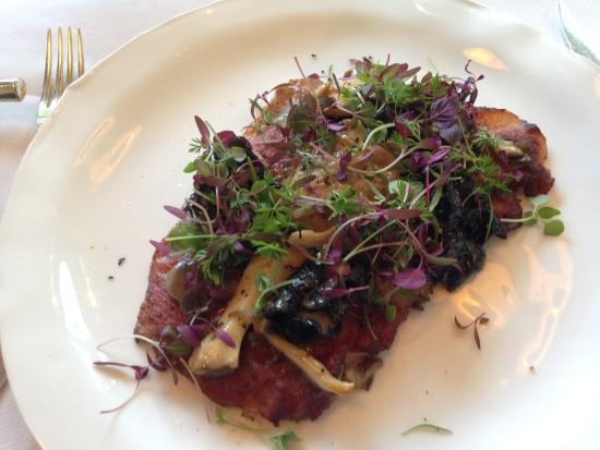 Jean Georges: uniquely preapred veal