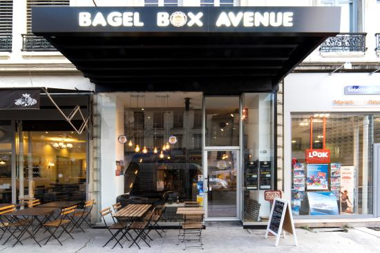 Bagel Box Avenue