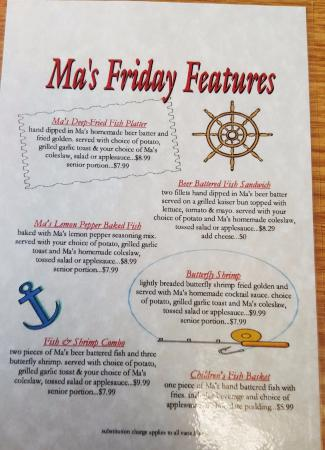 Wakefield, MI: the Friday features