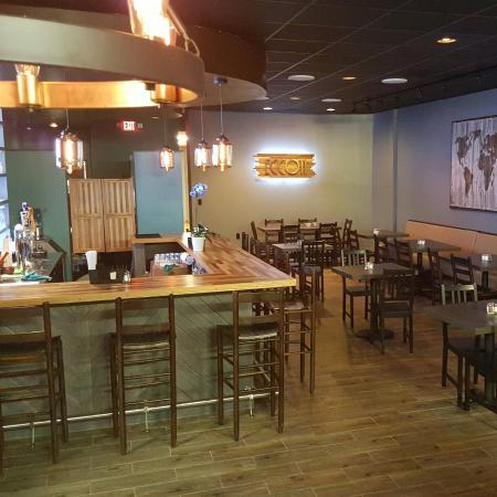 Goochland, เวอร์จิเนีย: Eccoti Restaurant