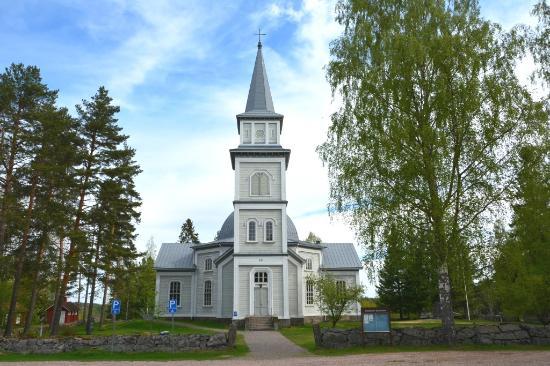 Rautjarven kirkko