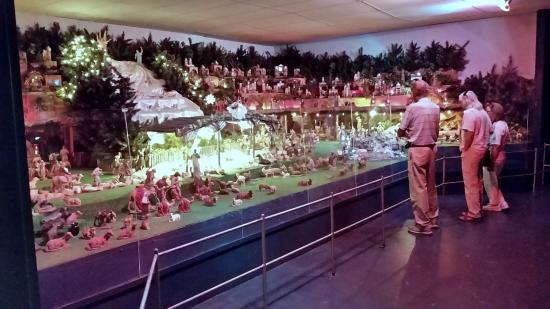Whitehead Memorial Museum : Cadena Nativity