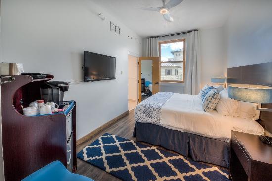 Rosemary Beach Inn: Room 302