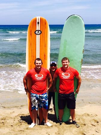 PauHana Surf School: Ready to catch some waves!!!