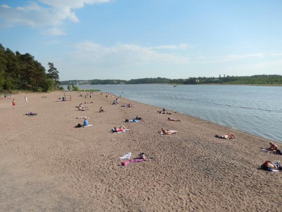 Ispoinen Beach and Sauna