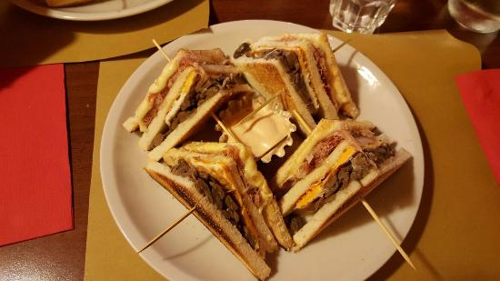 Oriago di Mira, Włochy: Club Sandwich