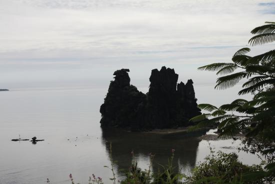 Hienghene, New Caledonia: Cot cot