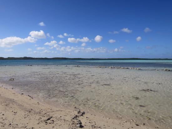Kralendijk, Bonaire : But Still Plenty of Peace and Tranquility