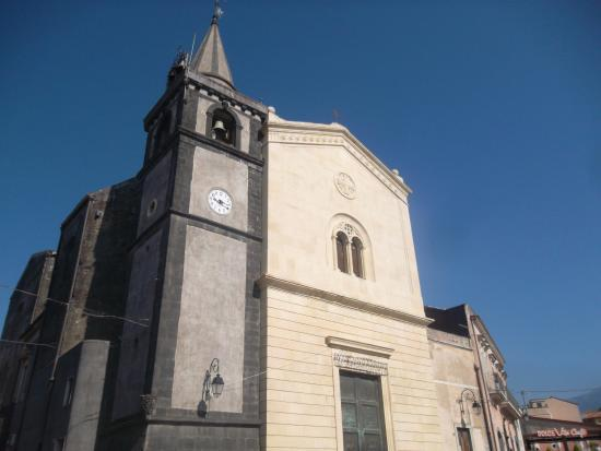 Nicolosi, Italy: Chiesa Madre