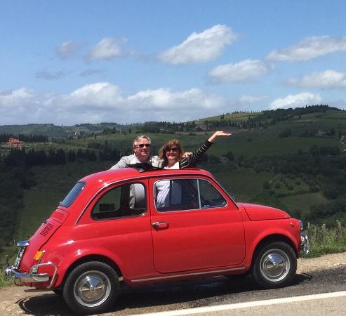 Chianti 500 Rentals: Fiat Fun in Chianti