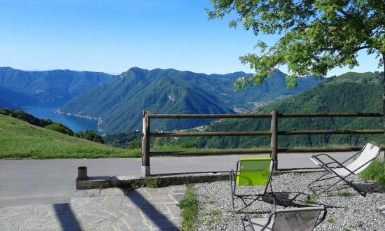 Rifugio Alpe di Colonno