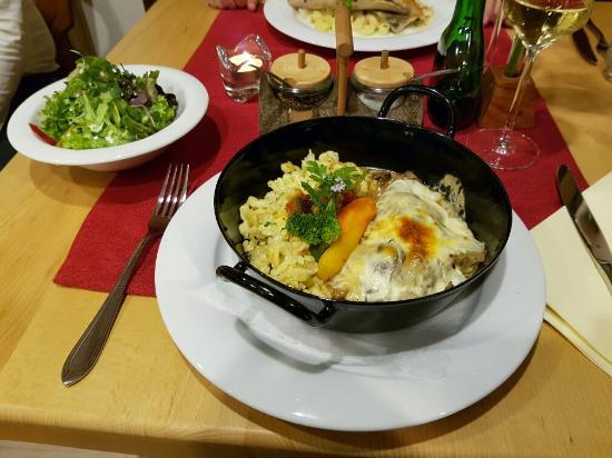 Rodelsee, Tyskland: Gasthaus Winzerstube