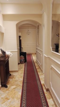 Casalbergo: Hallway