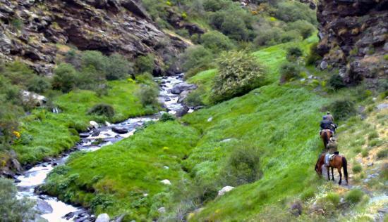 Refugio Alpujarra Alta
