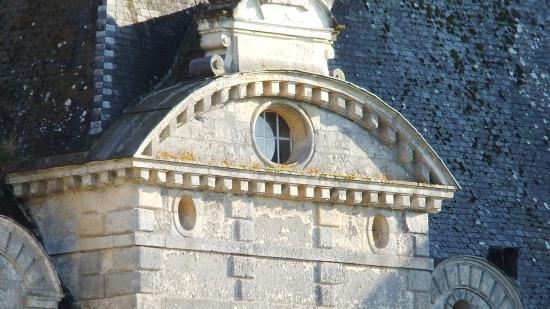 Saint-Loup-Lamaire, Frankrike: Château de St Loup