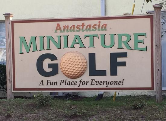 Anastasia Mini Golf