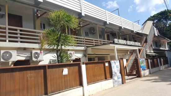 El Nido Beach Hotel: Entrance