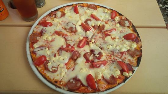 Piazza Paradiso: Pizza 2