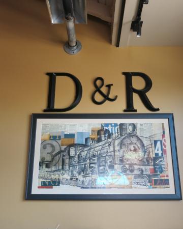 Le Roy, นิวยอร์ก: Foyer sign