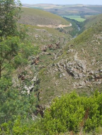 Overberg District, Sør-Afrika: Tradouw's Pass