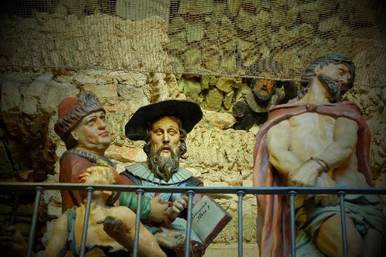 Bergkirche : Krížová cesta 4
