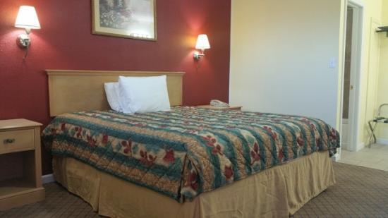 Rodeway Inn : my room