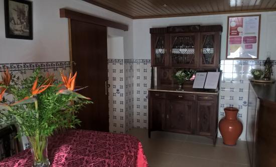 Restaurante Casa Armenio: entrada