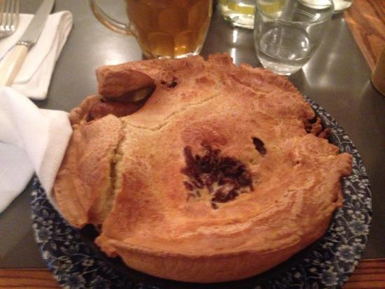 Bistro Union: Toad in a hole