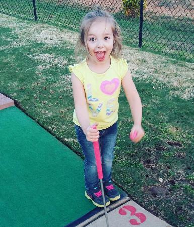 Lowell, Αρκάνσας: Golf Mountain Mini Golf