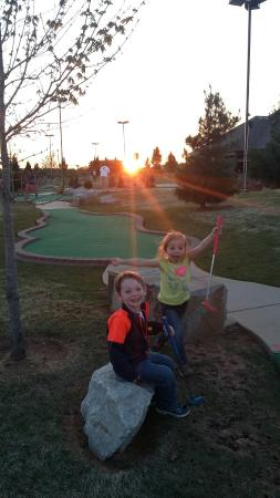 Golf Mountain Mini Golf