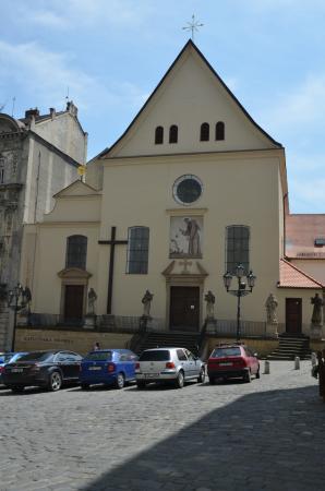 Brno, Tsjekkia: klášter