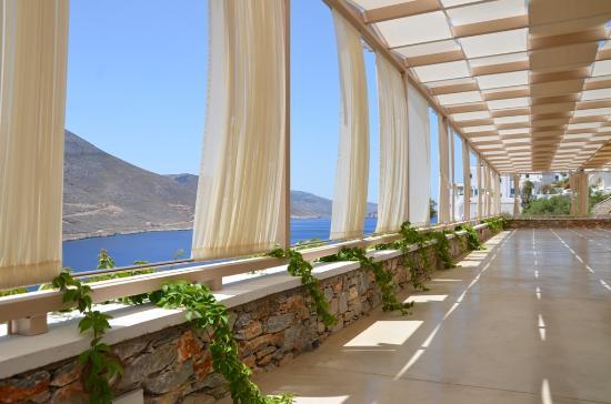 Aegialis Hotel & Spa: Namaste  Yoga Shala