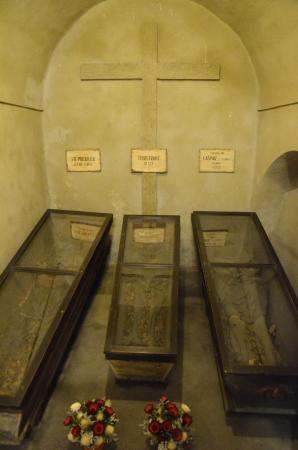 Brno, Tsjekkia: hrobka
