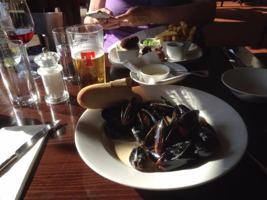 The Chartroom: Shetland Mussels